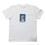 Katy's Dog Printed Tee