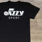 """【残りわずか】JS """"Utah Jazz"""" ロゴ Tシャツ/ブラック"""