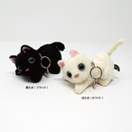 猫キーホルダー(たまちゃんぬいぐるみ)