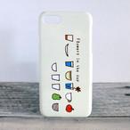 北欧 コップに入った花  スマホケース/スマホカバー iPhone/android/Galaxy/Xperia/AQUOS