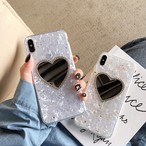 【オーダー商品】Heart mirror iphone case