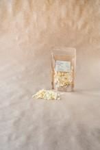 スモークココナッツチップス 【リンゴ】クラフトMパッケージ入り60g