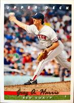 MLBカード 93UPPERDECK Greg A.Harris #414 RED SOX