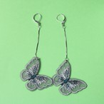Butterfly Pierce/Earring(Silver925)