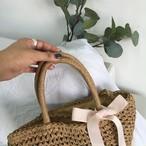 【新作10%off】bow beach hand bag 2412