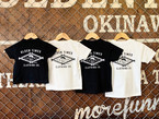 【キッズ人気NO,1】TRADE MARK KIDS TEE
