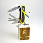 Victorinox エボグリップS18 ビクトリノックス キャンプ用品 BBQ 登山 万能ナイフ ナイフ のこぎり マイナスドライバー カン切り ツールナイフ victorinox-068