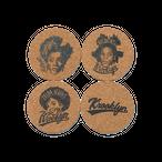 K'rooklyn Logo Coaster