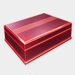 小箱 (2019)  紅〈弁当箱・重箱可〉