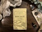 【PV165】BOCAGE / display book