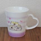 【しばんばん】ハートマグカップ(柴犬)ハート【94578】