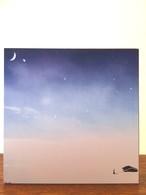 絵画 絵 ピクチャー 縁起画 モダン シェアハウス アートパネル アート art 14cm×14cm 一人暮らし 送料無料 インテリア 雑貨 壁掛け 置物 おしゃれ インテリア アートパネル 雑貨 壁掛け 置物 おしゃれ イラスト 雪 ロココロ 画家 : 志摩飛龍 作品 : snowy air