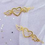 Petit Angel Heart ヘアクリップ