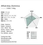Alfred diaz,Dominica 100g