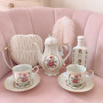 Vintage classical tea pot