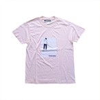 【チャリティ】BROKEN ROD T-SHIRTS BW-704 PINK