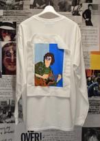 Framed long T-shirt