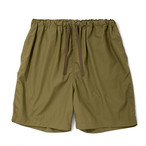 "Just Right ""AOB Shorts"" Olive"