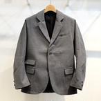 Workers(ワーカーズ) メイプルリーフジャケット コットンフランネル グレー