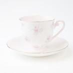 Royal Grafton ロイヤルグラフトン ドッド ピンク ビンテージ カップ&ソーサー 【イギリス】 アンティーク コーヒーカップ ティーカップ