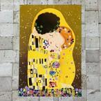 ポストカード エレン・レスコート オリジナル キス AJ00361 クリムト展