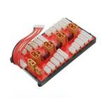 ◆2 IN 1 PGパラレル充電ボードXT30 XT60プラグ4パックをサポート2-8Sリポバッテリー