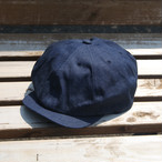 "Just Right ""Sports-Newsboy Cap"" Denim"