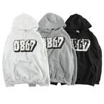 0867 / Pullover Hoodie / Blockbuster / Logo
