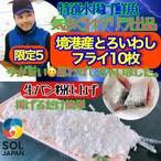 ★☆6/11大安 特撰魚ゲリラ出品!素材が良すぎて。やってしまいました。。 ★今が旨い赤カマスたなか謹製生干し&とろイワシのふらい!