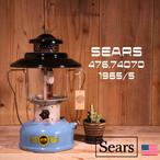 SEARS シアーズ ダブルマントル ビッグハット ランタン 476.74070 1965年5月製造 [BJ08]