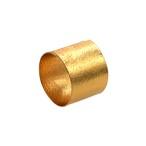 《ブレスレット》TIN BREATH 50mm Gold plate
