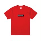 GrooveT(RED)  Black Box Logo