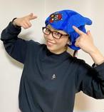 Mr.Tearai★フェイスタオル【ブルー】