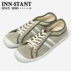 #300S SUEDE SHOES fog/natural (natural sole) ★Sneel オリジナルカラー★