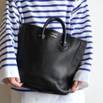 YOUNG&OLSEN  【 womens 】embossed leather tote M