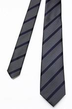 ネクタイ シングルストライプ 416-000-11(AS6-018)ALAN SMITHEE アランスミシー