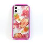 【12/12pro対応】押し花 iPhone case