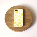 bliss ( yellow ) スマホケース - L サイズ 【受注生産】