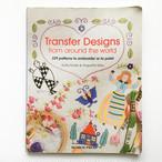 アイロン転写図案集 世界の民族モチーフ Transfer Designs from Around the World