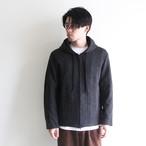 LAMOND【 mens 】twill knit parka