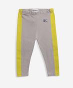 【Bobo Choses】Yellow Stripes leggings
