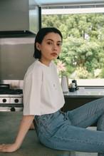 Saturn T shirt (white)