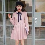 【dress】学園風スウィート少女感満々ワンピース 23035405