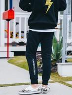 ThreeArrows LOGO Sweat Pants (black)