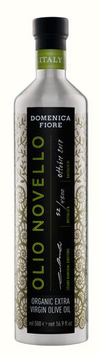 ご予約 Olio Novello 2018 DomenicaFiore 初搾りエキストラバージンオリーブオイル 500ml