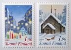 クリスマス / フィンランド 1989