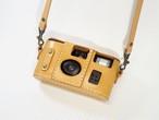 ヌメ革「写ルンです」カメラケースⅠ型(イニシャル刻印無料)