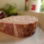 パテ ド カンパーニュ(厚切り) Pâté de campagne 豚だけで作る 田舎風パテ お肉がみっちり 新鮮さが決め手!