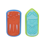 クッキー型:埼玉 萩日吉神社 神猿