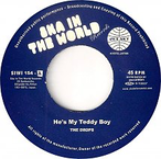 The DROPS / He's My Teddy Boy[中古7inch]